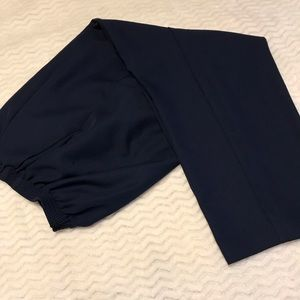 Plus Size 16W Alfred Dunner Navy Pants
